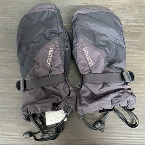 Men's Burton Snowboarding Goretex Mittens - XL